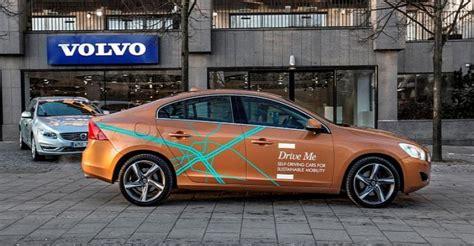volvo automaker    fit  growing autonomous technology wardsauto