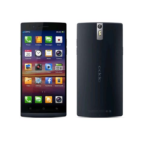 Wood Oppo Find 5 X909 oppo find 5 x909 international unlocked 32gb midnight