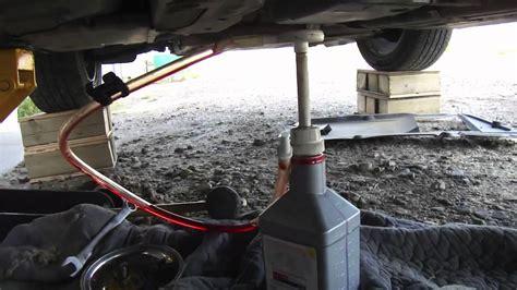 DIY Transfer Case Oil Change E46 XI models   YouTube