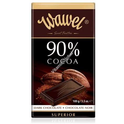 Chocolate 90 Datk Coklat Coklat Batang superior chocolate 90 cocoa 100g 3 5 oz wawel