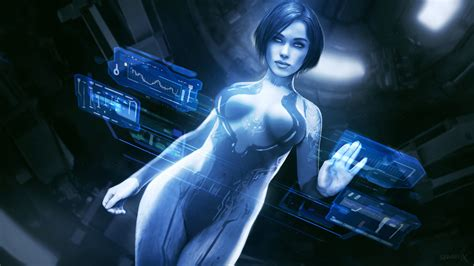 find me a picture of you cortana cortana by skribblix on deviantart