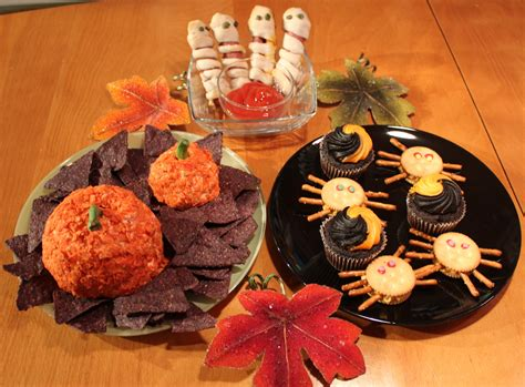 tip of the month october 2012 make these easy and festive halloween treats kel s cafe of all