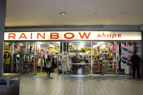 rainbow clothing store clothes related keywords rainbow