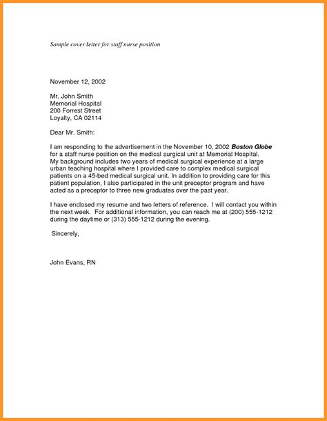cover letter for applying for a bio letter format