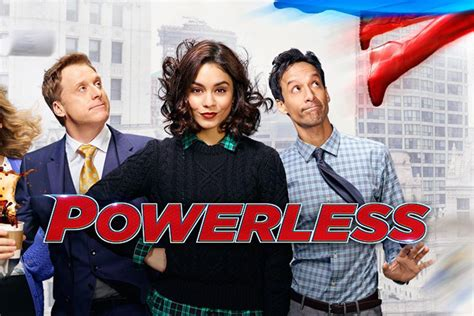 vanessa hudgens series vanessa hudgens tv series powerless has been axed