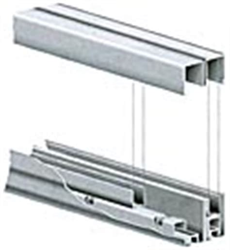 Kitchen Cabinet Sliding Door Track by Cabinet Door Track The Hardware Hut