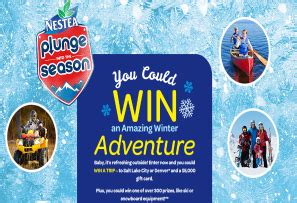 nestea 174 plunge into the season sweepstakes iwg win 7 500 more - Nestea Sweepstakes