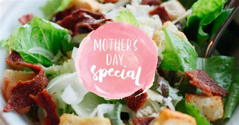 Mother S Day Gift Card Promotions - mother s day dining deals buffet promos in singapore 2017