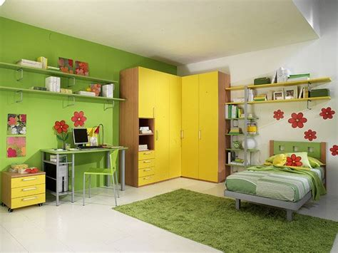 Green Yellow Bedroom Designs 20 Vibrant And Lively Bedroom Designs Home Design Lover