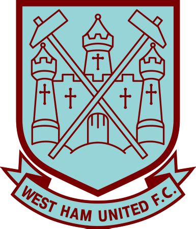 Trucker Westham United 1 west ham united fc 70 s logo vector logo page