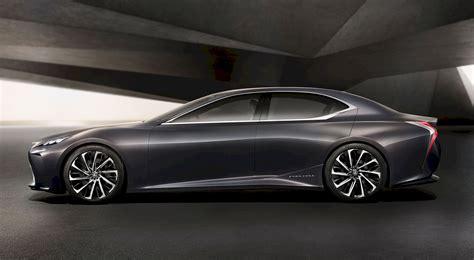 lexus lf fc interior quot fueling the quot lexus lf fc concept car
