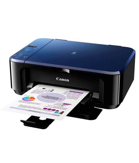 Printer Canon Pixma E510 canon e510 multifunction printer buy canon e510 multifunction printer at low price in