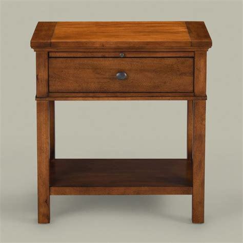 Nightstands And Bedside Tables Alec Table Traditional Nightstands And