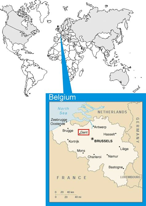 belgium in world map composite materials research at ghent