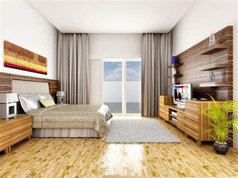 layout ruang tidur desain interior dan warna cat kamar tidur anak utama