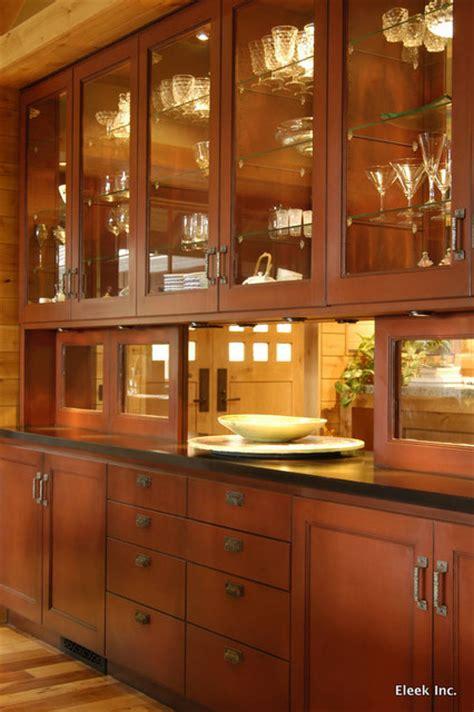 pewter hardware hutch modern dining room portland by eleek inc
