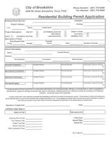 building permit template building permit template www imgkid the image kid