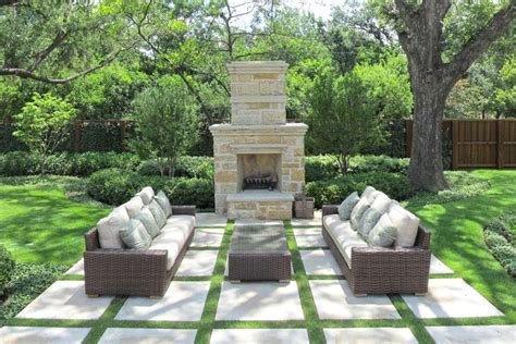 backyard living space outdoor living spaces by harold leidner