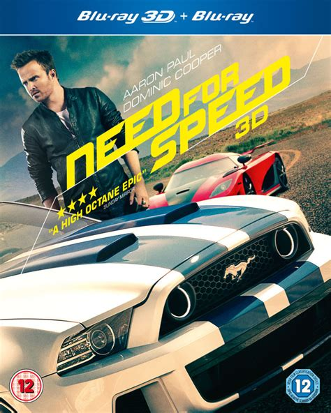 Dvd Original Playstation 3 Bluray Need For Speed need for speed 3d includes 2d version zavvi espa 241 a