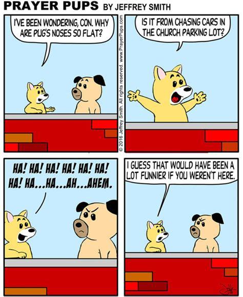 see pug run book pug noses christian from prayer pups christian comics