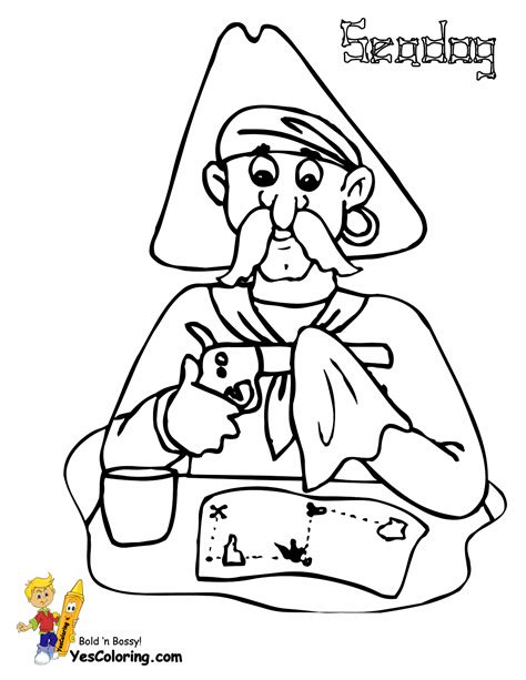 pirate boy coloring page free coloring pages of near far preschool