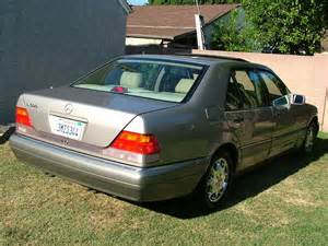 1996 Mercedes S Class 1996 Mercedes S Class Pictures Cargurus
