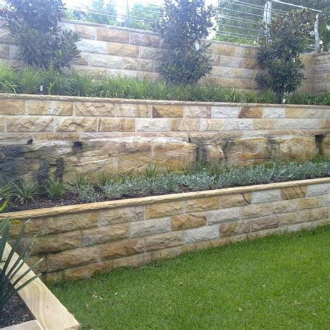 walls garden garden walls by lowton landscapes warrington