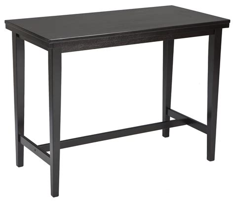 rectangular dining room table signature design by ashley kimonte contemporary