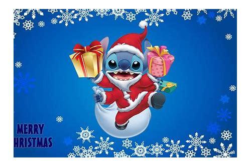 Lilo And Stitch Christmas Wallpaper Downloads