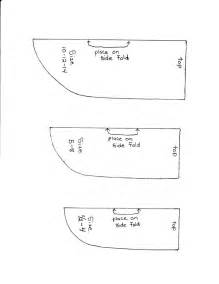 Armhole Template For Pillowcase Dress by Sew Delightful Sizing Chart Arm Sizes For The