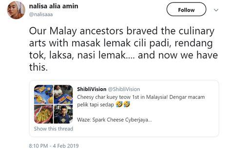 berdekah  gelak baca reaksi netizen terhadap cheesy