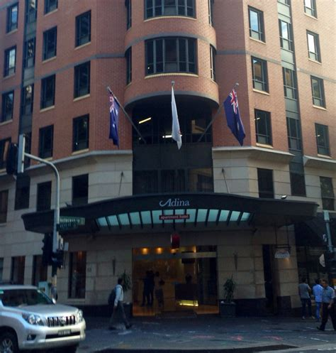 appartments in sydney adina apartment hotel sydney in sydney nsw hotels