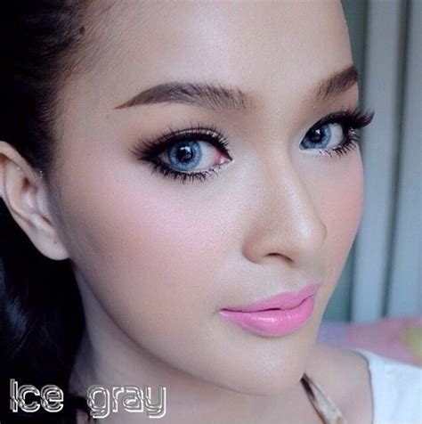 Eye Softlens Grey softlens dreamcolor grey 14 5mm softlens