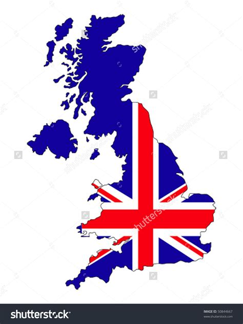 uk colors flag clipart united kingdom pencil and in color