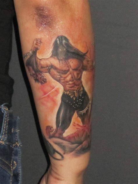 tattoos manowar