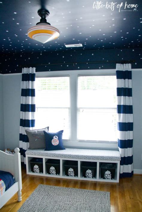 star wars child bedroom star wars bedroom reveal
