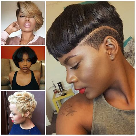 Pictures Of Black Hairstyles For 2017 by Black Haircuts For 2017 Hairstyles Ideas
