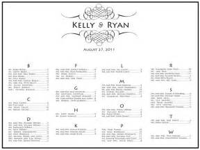 wedding guest seating chart template doc 18881388 free wedding seating chart templates free