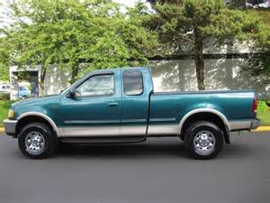1998 Ford F 250 1998 Ford F 250 Lariat 3 Door 4x4