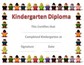 preschool graduation certificate template kindergarten graduation certificates