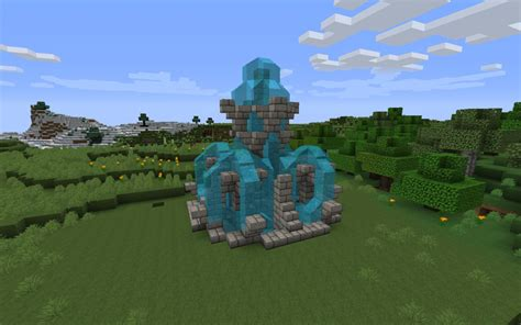 Cool Small Water Fountains In Minecraft Pictures to Pin on