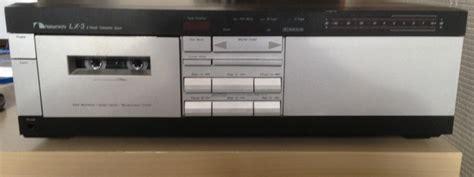 nakamichi lx 3 cassette deck nakamichi lx3 image 565139 audiofanzine