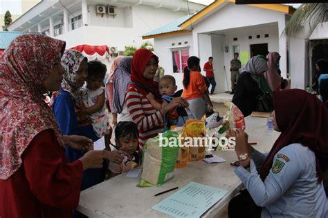 murah berkualitas paket 12 13 film kisah nabi the pemko batam distribusikan 33 ribu paket sembako murah