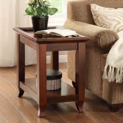 parquet chairside table at big lots furniture