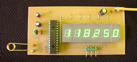 ghz frequency counter