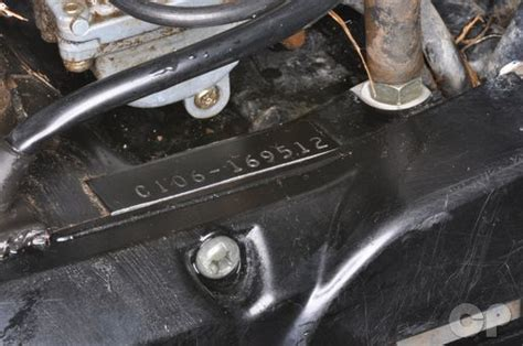 suzuki jr engine number location suzuki jr  ds