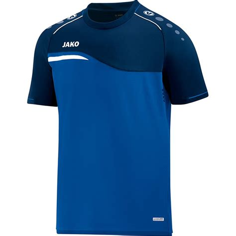 Tshirt Jaco 1 jako damen t shirt competition 2 0 royal marine 6118