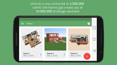 app arredamento interni planner 5d design d interni app android su play