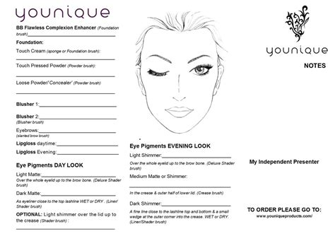 printable younique order forms search results for order form template calendar 2015
