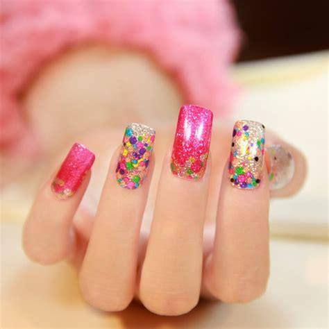 u 241 as de gel plata y fucsia nail gel pink silver youtube perfectos dise 241 os de u 241 as para tus xv